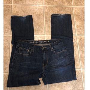 American Eagle Original Straight Jeans
